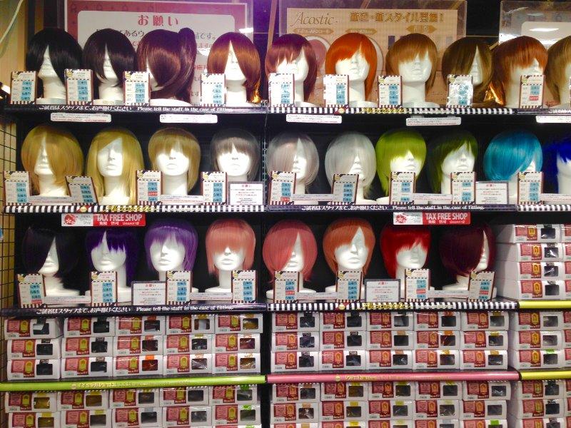 Kawaii wig Japan