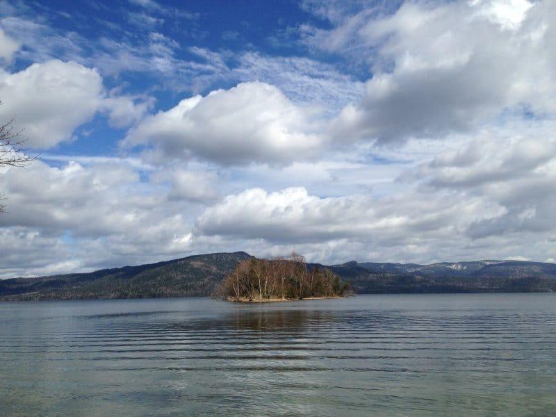 Lake Akan Hokkaido Japan