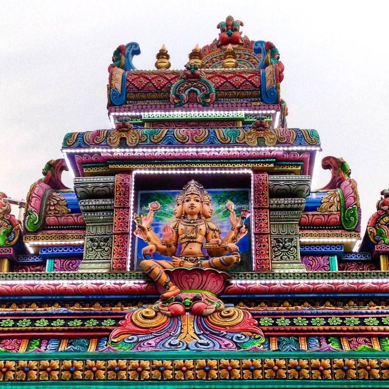 Sri Mariamman Temple Bangkok