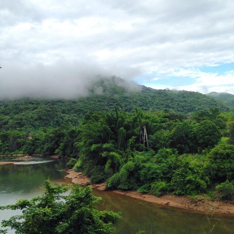 Home Phutoey River Kwai Thailand Kanchanaburi
