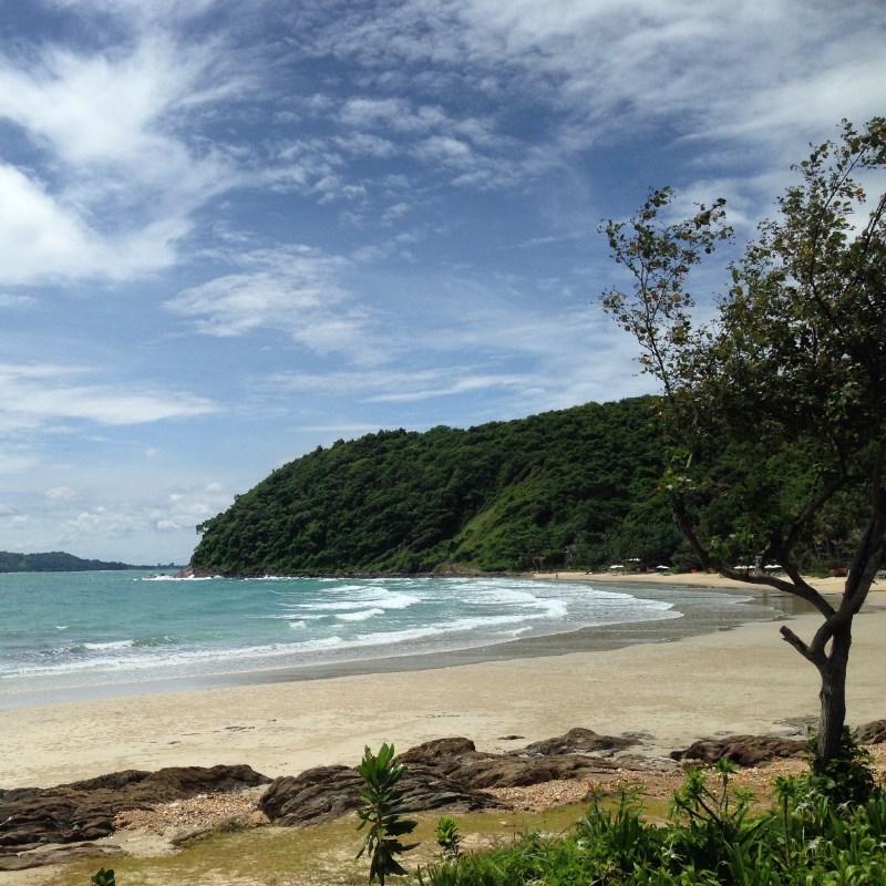Koh Samet Thailand Ao Prao Beach