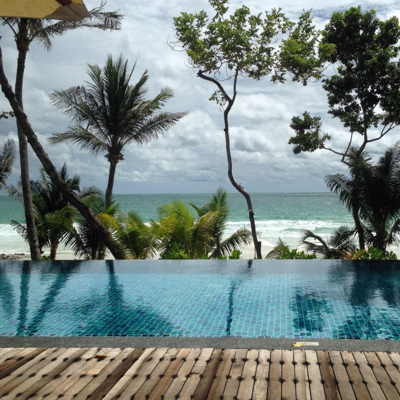 Where to stay on Koh Samet - Ao Prao Resort