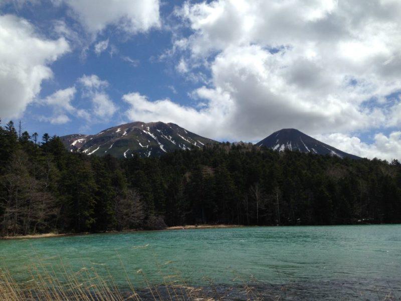 Akan National Park Lake Onneto Hokkaido North Japan