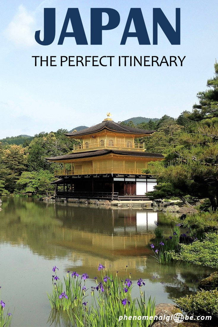 The perfect itinerary for Japan including Tokyo, Hokkaido, Hiroshima, Miyajima, Nara, Koyasan, Kyoto, the Japanese Alps (Kamikochi) and Matsumoto. Read about the best things to do in Japan and check the included map to see where to find all the highlights. #Japan #Asia #Travel #Itinerary