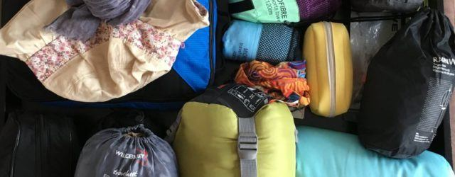 Packing List For A RTW Trip - what to pack for a long term trip - packing for unlimited travel