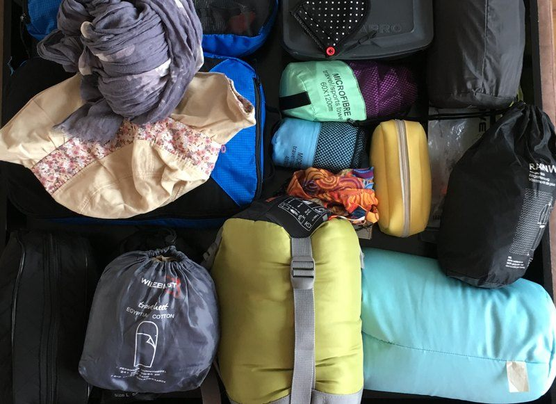 The Ultimate Packing List For A Long Term Trip Around The World