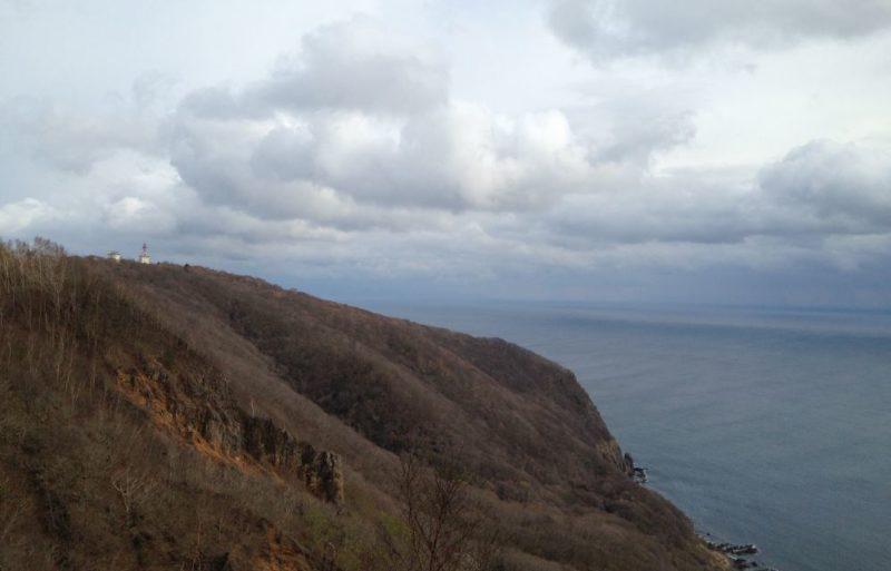 Hakodate Mountain walking trails Hokkaido Japan