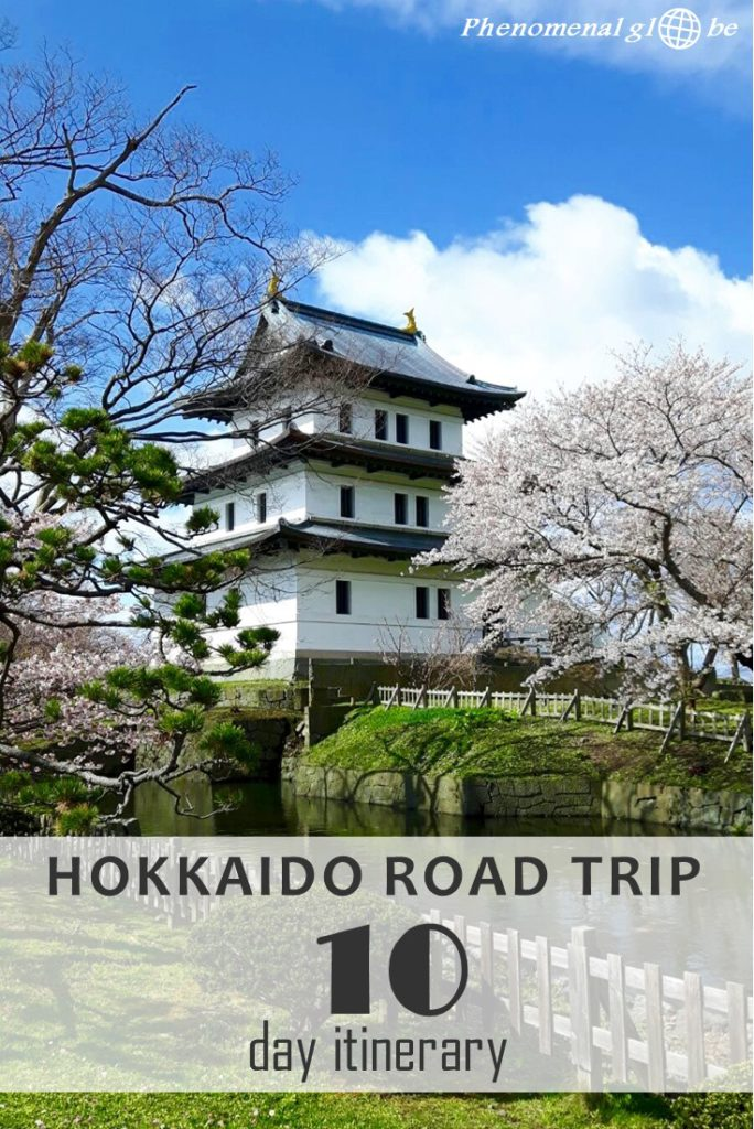 The coolest places (quite literally) is Hokkaido, the northernmost island of Japan. Hokkaido is wild, untamed and the scenery is stunning. Check out this awesome 10-day road trip around this gorgeous and unique place to visit in Japan! In this post you will find Hokkaido travel tips and inspiration and a detailed itinerary of our 10-dayself drive Hokkaido road trip (incl. map, accommodation and best things to do on Hokkaido). #Hokkaido #Japan #roadtrip