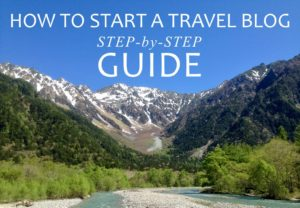 Read my step by step guide how to start a travel blog. Rest assured, I knew nothing about running a website when I decided to start my blog. It's not difficult and you can do it too! Follow these 7 steps and you are good to go.