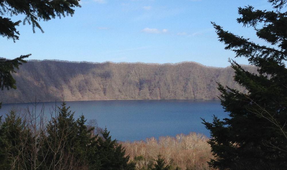 Lake Kuttara Hokkaido Japan