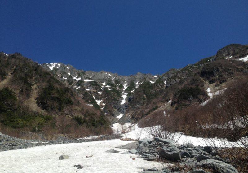 Dakesawa hike Kamikochi Japanese Alps