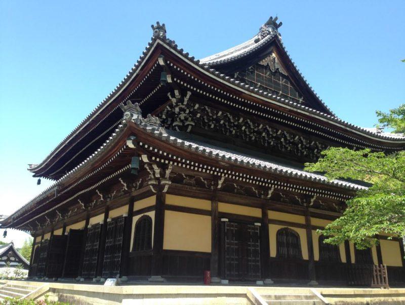 The Nanzen-ji Zuiryusan Nanzen-ji Zenrin-ji Zen Buddhist temple in Kyoto