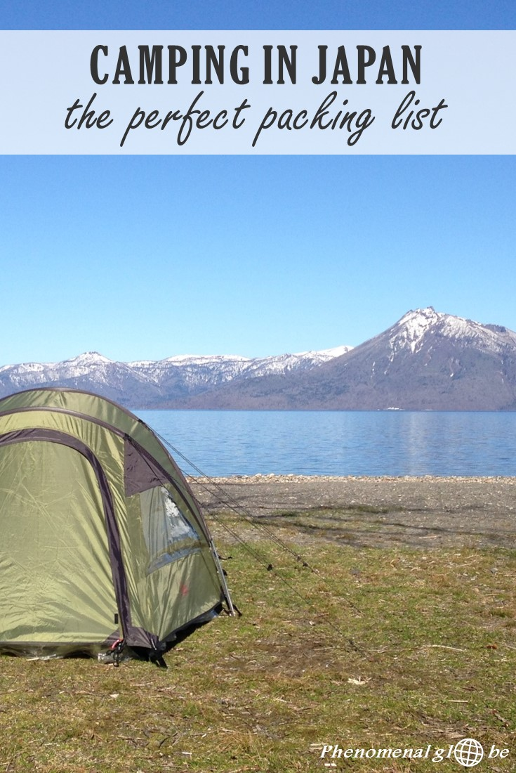 Camping in Japan is awesome! Going camping in Japan (Hokkaido, Miyajima and Kamikochi) isn't just a great way to cut the costs, you also get to wake up to stunning views! #packinglist #Japan #camping