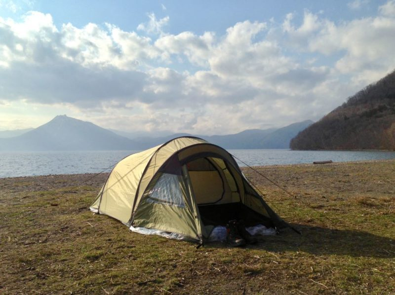 Camping packing list Japan