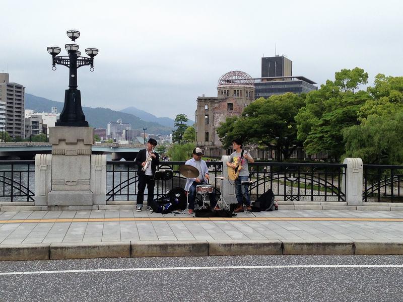 One day Hiroshima itinerary