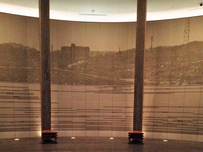Peace MemorialHall Hiroshima - a day in Hiroshima