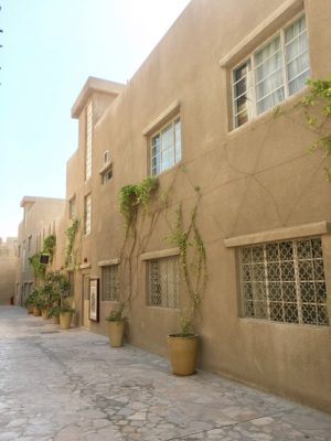 Al Fahidi historic neighborhood Dubai