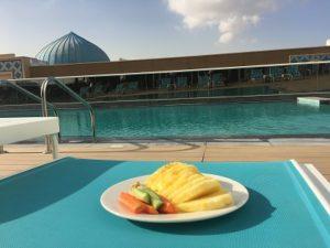 Breakfast Premier Inn IBN Batutta Mall Dubai Hotel