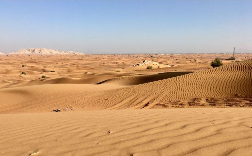 Exploring The Dubai Desert On A Desert Safari