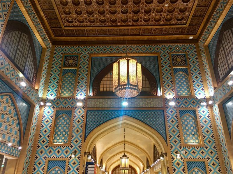 IBN Battuta Mall Dubai - dubai itinerary 4 days