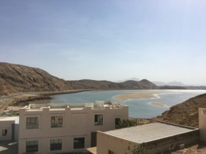 Al Ayjah Plaza Hotel in Sur Oman - midrange hotel from 60 euro per night