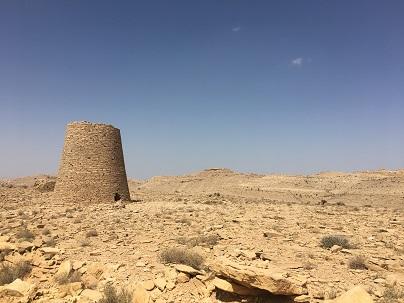 Beehive Tombs Jaylah Eastern Hajar Mountains Oman