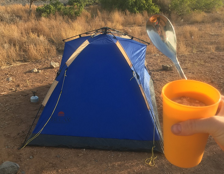 Camping in Oman what do you need to buy and what do you need to know