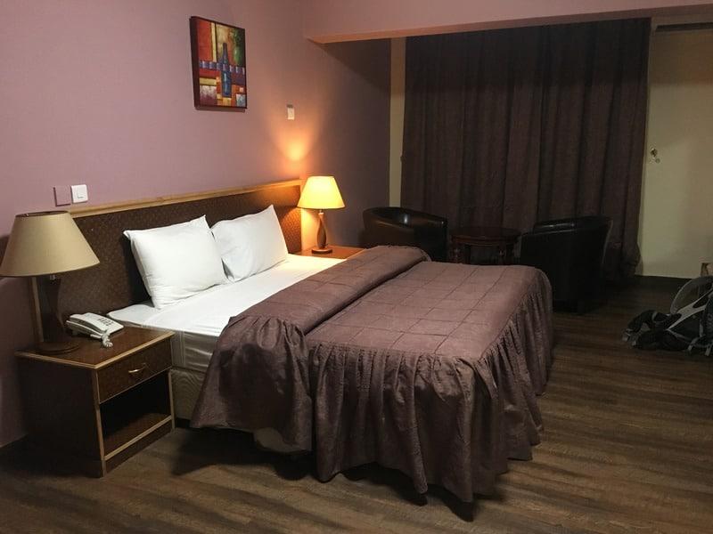 Mutrah hotel Muscat Oman budget hotel 50 euro per night