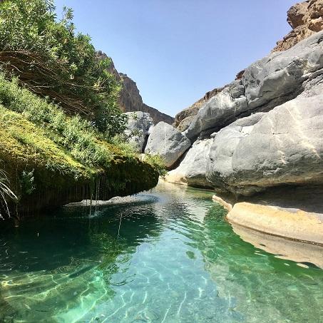 Oman Road Trip 2 Week Itinerary