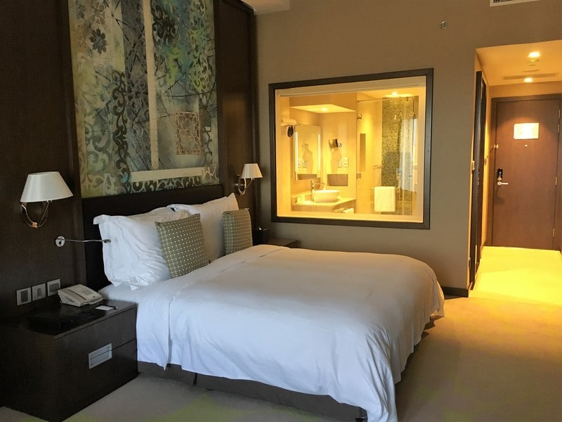 Radisson Blu Sohar Oman beautiful rooms excellent hotel