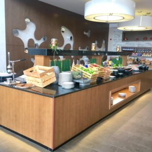 Radisson Blu Sohar Oman breakfast buffet