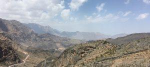 Wadi Bani Awf most beautiful off-road trip Oman