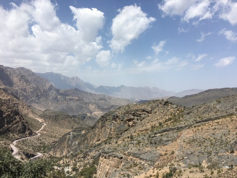 Oman Road Trip: A 2 Week Self Drive Itinerary