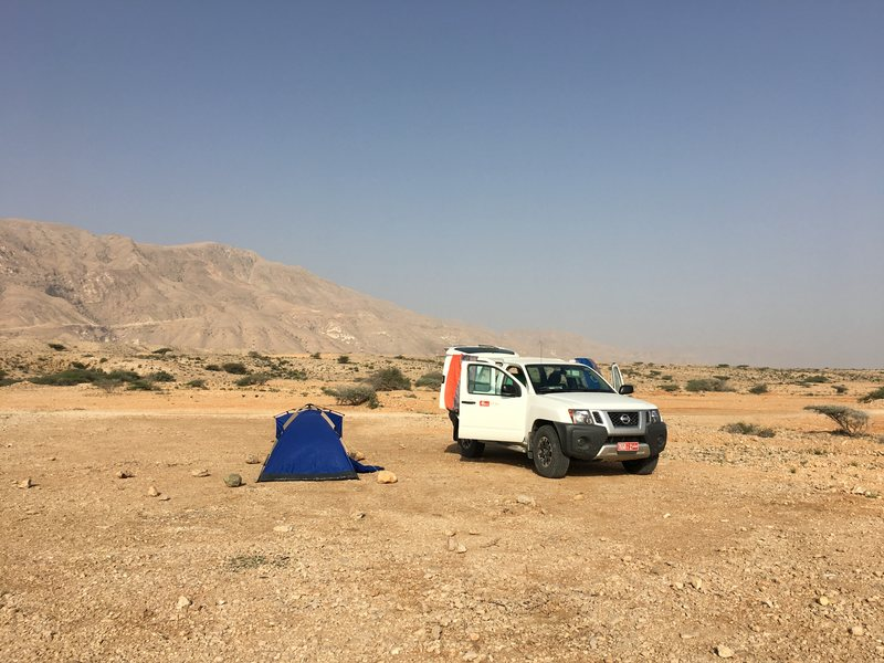 Where To Stay In Oman: 11 Campsites and 5 Hotels