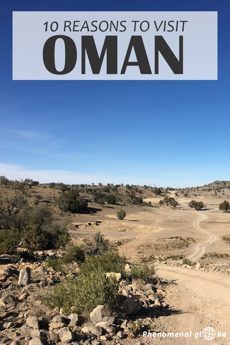 There are so many reasons to visit Oman but nobody seems to know! Oman has amazing off-road driving, beautiful beaches, stunning mountains & much more to offer! Best of all, there are almost no tourists so you will have all it's beauty to yourself...