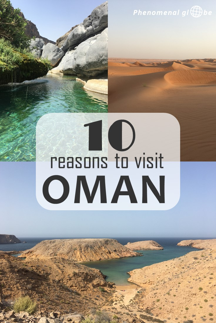 There are so many reasons to visit Oman but nobody seems to know! Oman has amazing off-road driving, beautiful beaches, stunning mountains & much more to offer! Best of all, there are almost no tourists so you will have all it's beauty to yourself... #Oman #travel