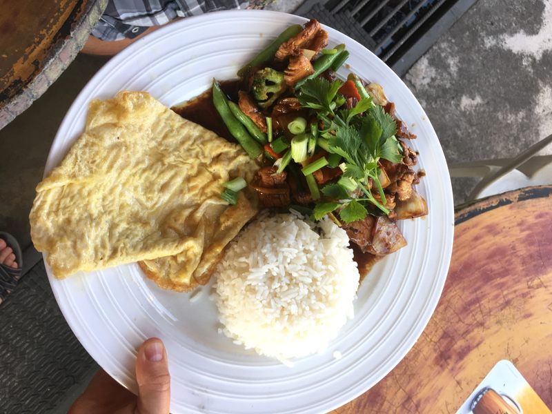 Kuala Besut April Cafe - where to eat in Kuala Besut near jetty