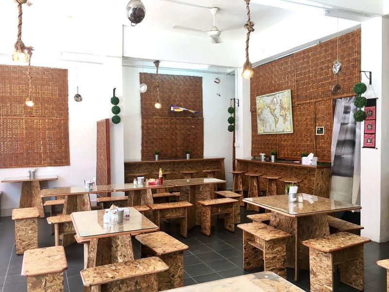 Kuala Besut La Wood Cafe - where to eat in Kuala Besut near jetty