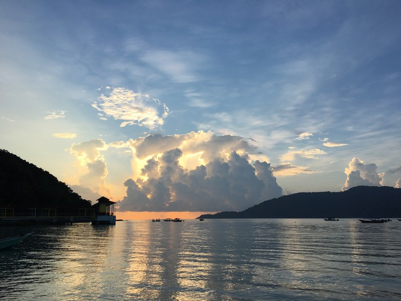 Where to stay on the Perhentian Islands in Malaysia