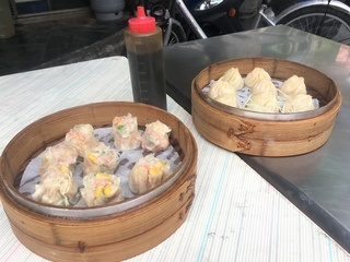 Best dumplings in Taipei Taiwan (and no it's not Din Tai Fung)
