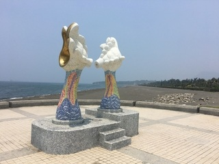 One of the best Places To Visit in Kaohsiung is the Cijin Coast Park on Qijin Island