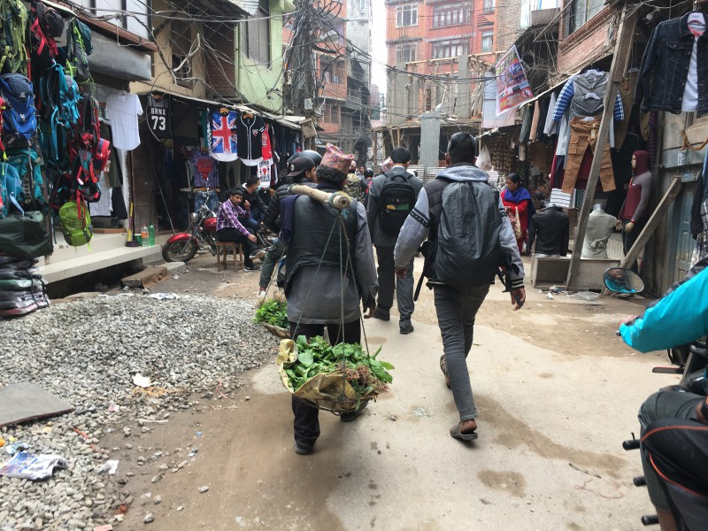 Hiking the EBC trek packing list Nepal