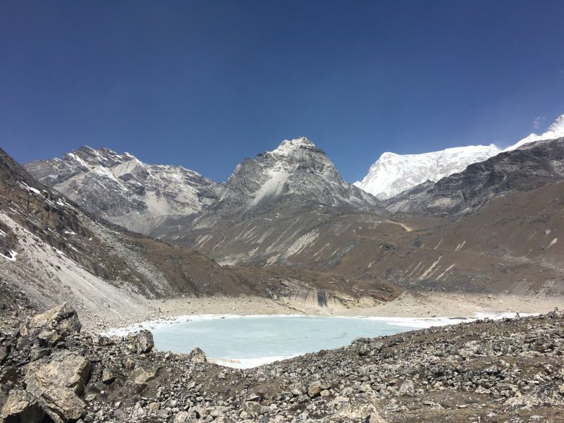Hiking the Jiri to EBC trail - Day 18 Gokyo 5th Sacred Lake