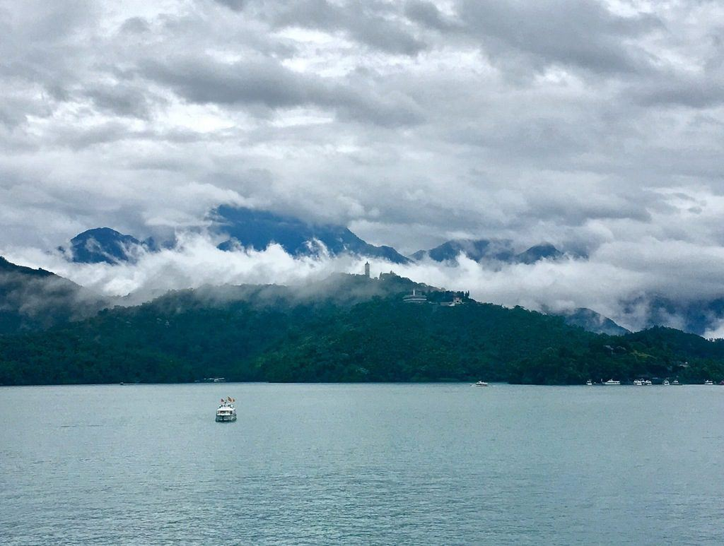 Sun Moon Lake in Taiwan 1 month itinerary how to travel in Taiwan