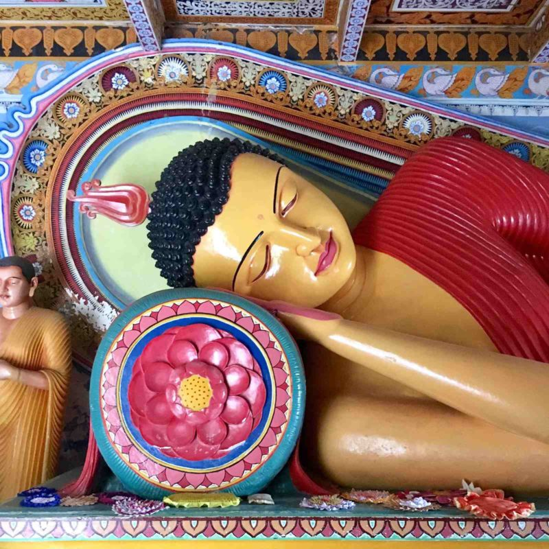 Temples in Anuradhapura Sri Lanka ancient history