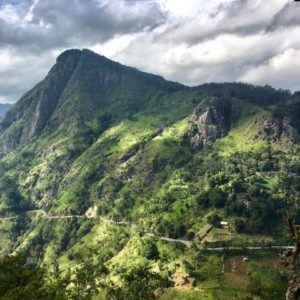 Things to do in Ella Sri Lanka hike Little Adam's Peak