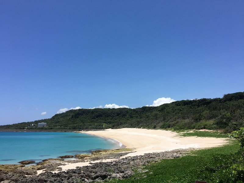Beach in Kenting National Park