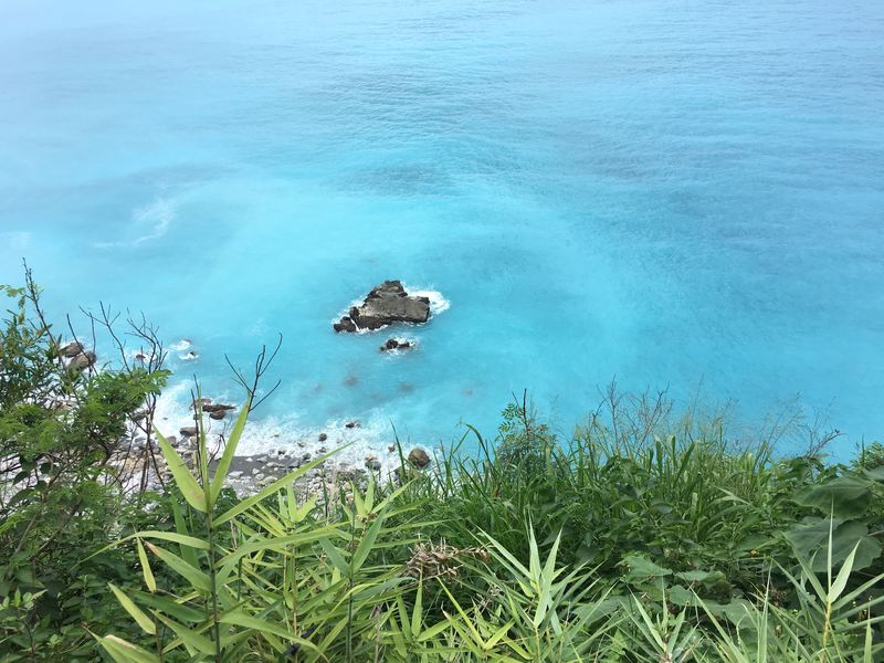 Places you must visit in Taiwan: the Qingshui Cliffs on Taiwan East Coast