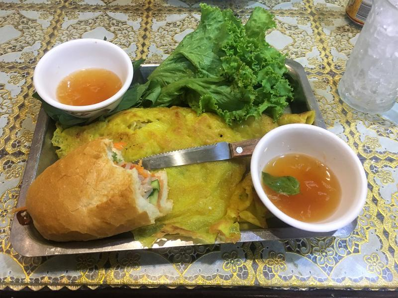 Vietnamese food in Kaohsiung Taiwan best things to eat in Taiwan what to eat in Taiwan