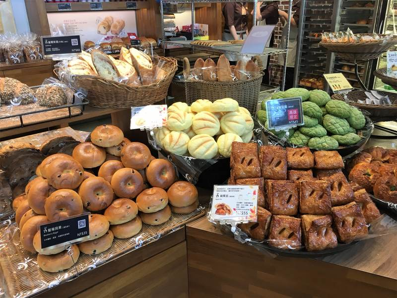 Wu Pao Chun Bakery Best Bakery in Kaohsiung Taiwan